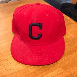 Cleveland Indians Fitted Hat